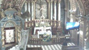 Franciszkanie Sanok, Msza Św. na żywo