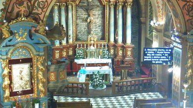Msza święta Franciszkanie Sanok