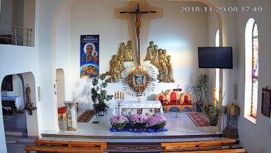 Msza na żywo Niegłowice