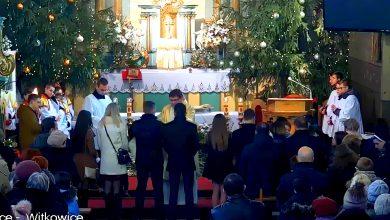 Msza na żywo Witkowice