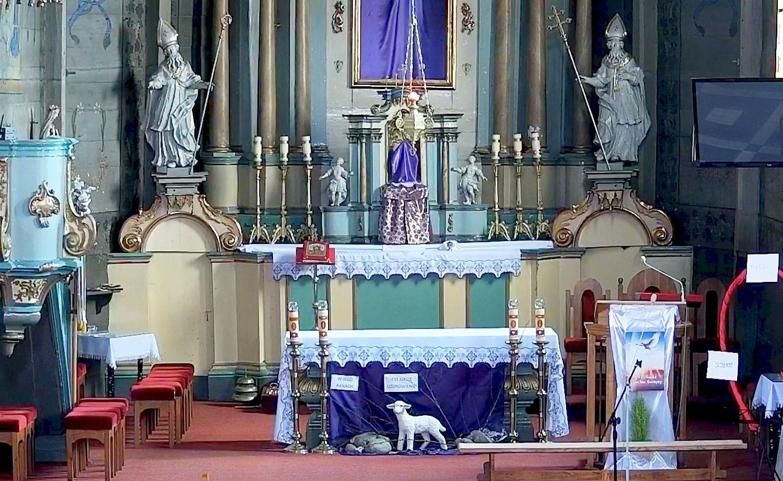 Parafia św. Michała Archanioła Ropczyce-Witkowice