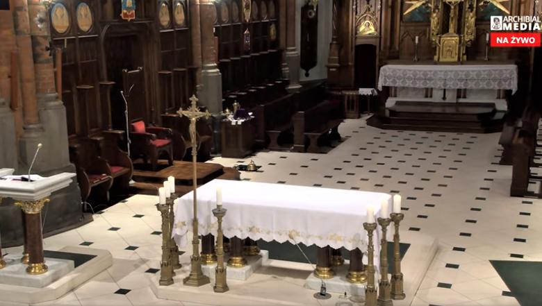Archidiecezja Białostocka – transmisja Mszy, Msze na żywo
