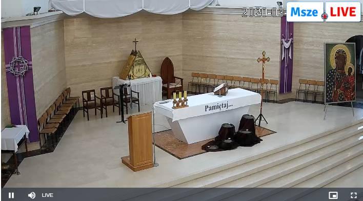 Parafia pw. Matki Bożej Częstochowskiej