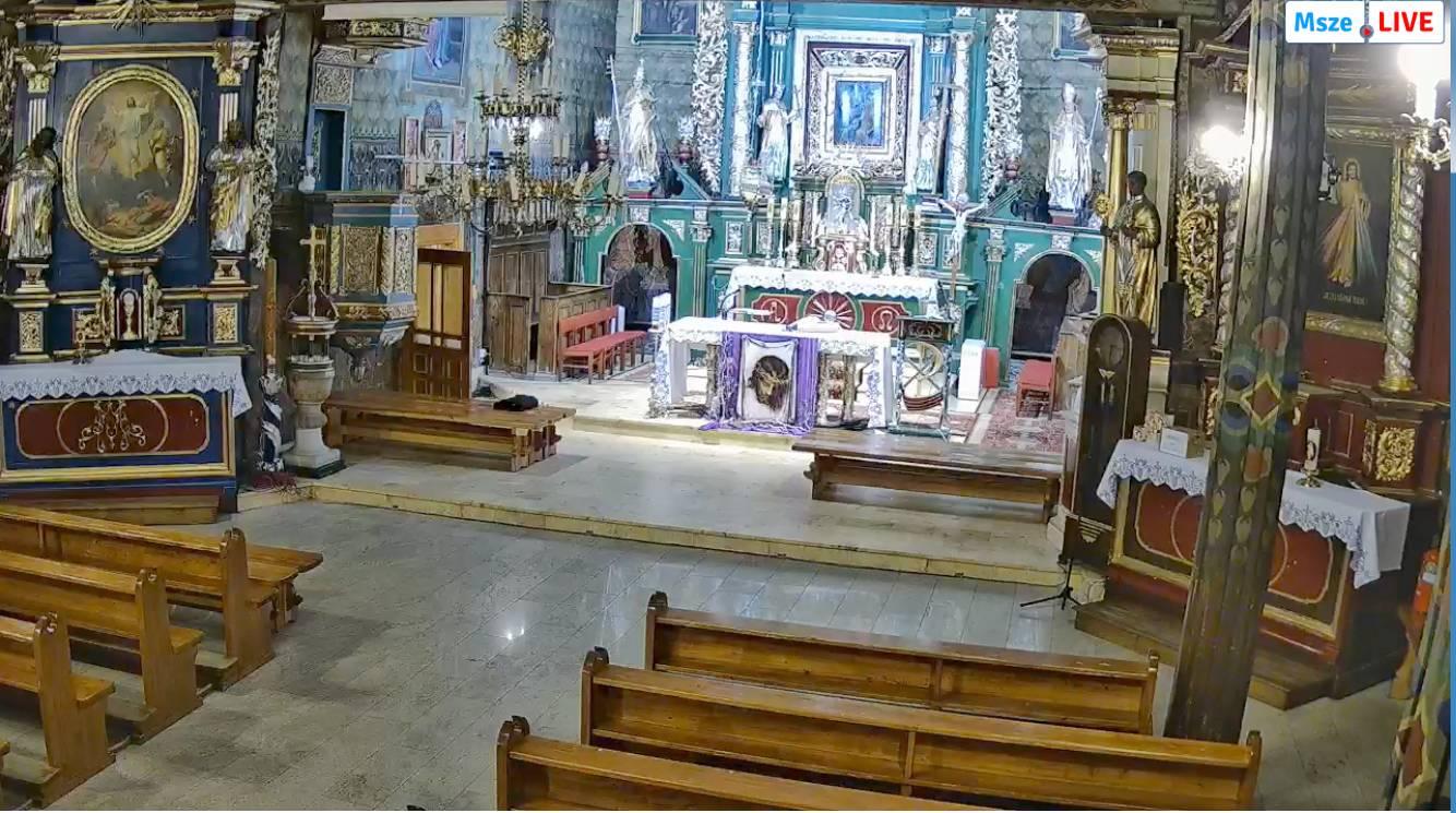 Parafia św. Marcina w Wiśniowej
