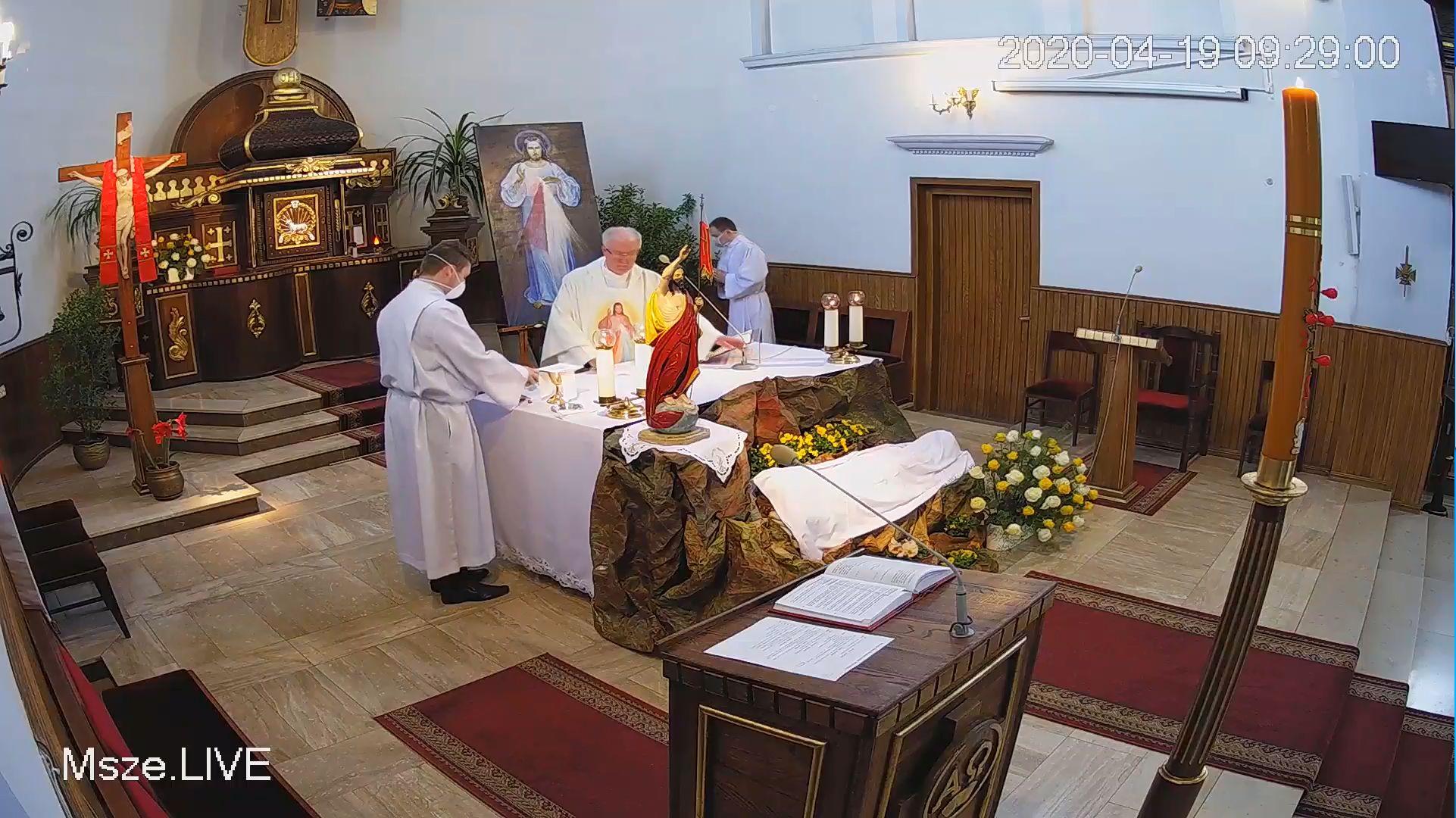 Parafia Nawiedzenia Najświętszej Maryi Panny w Garbatce