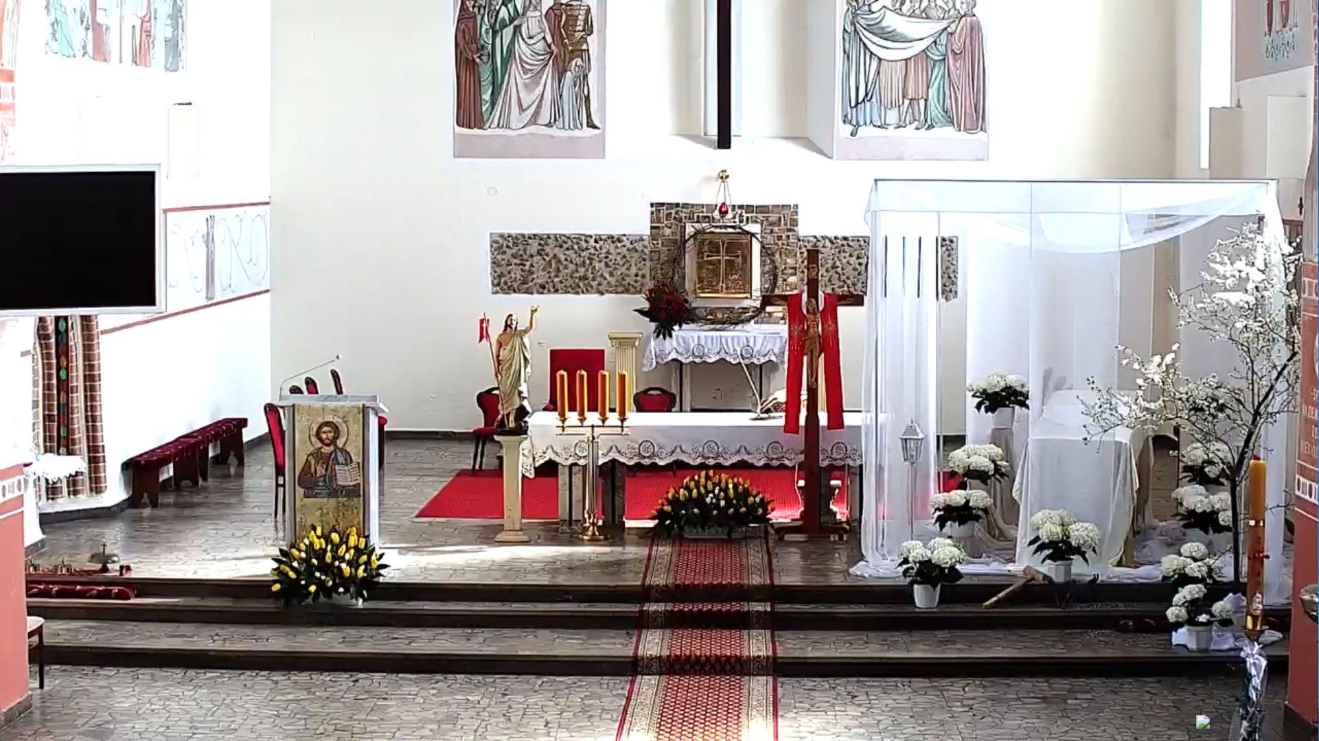 Parafia Matki Bożej Królowej Świata - Kisielice