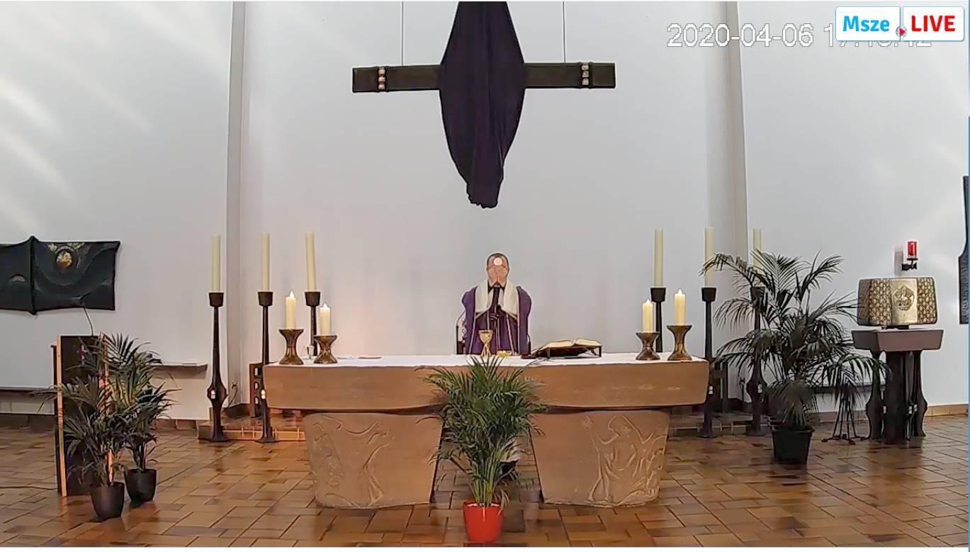 Polska Misja Katolicka pw Chrystusa Króla w Essen, msza na żywo