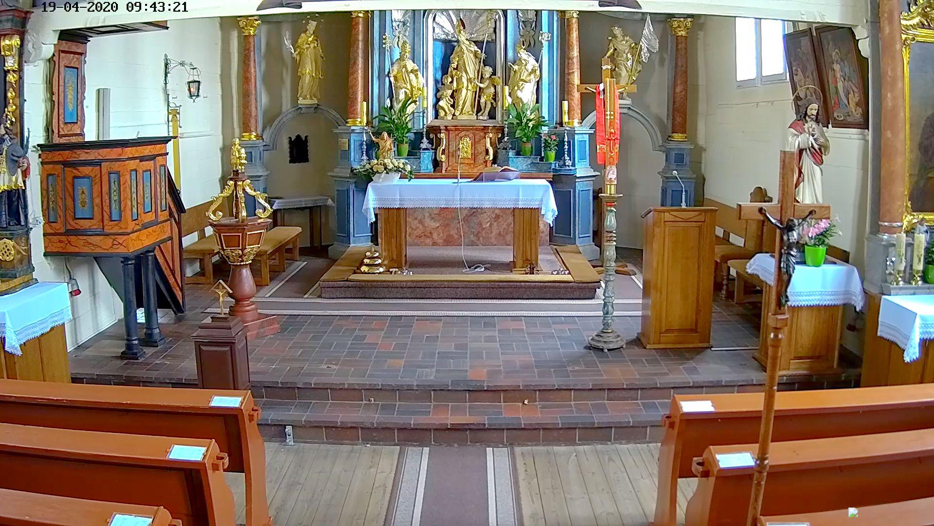 Parafia pw. Św. Marcina i Najświętszej Maryi Panny Królowej w Ochodzach