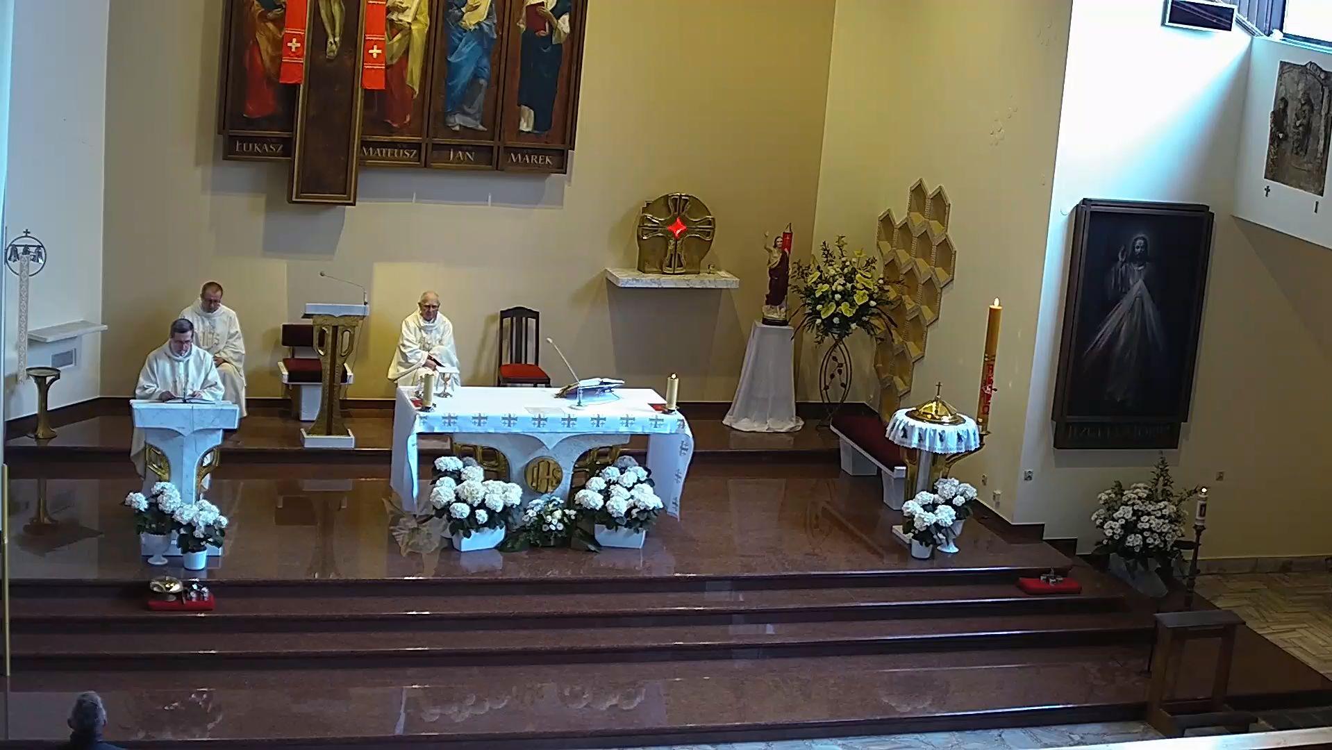 PARAFIA RUSINOWICE Znalezienia Krzyża Świętego i św. Katarzyny