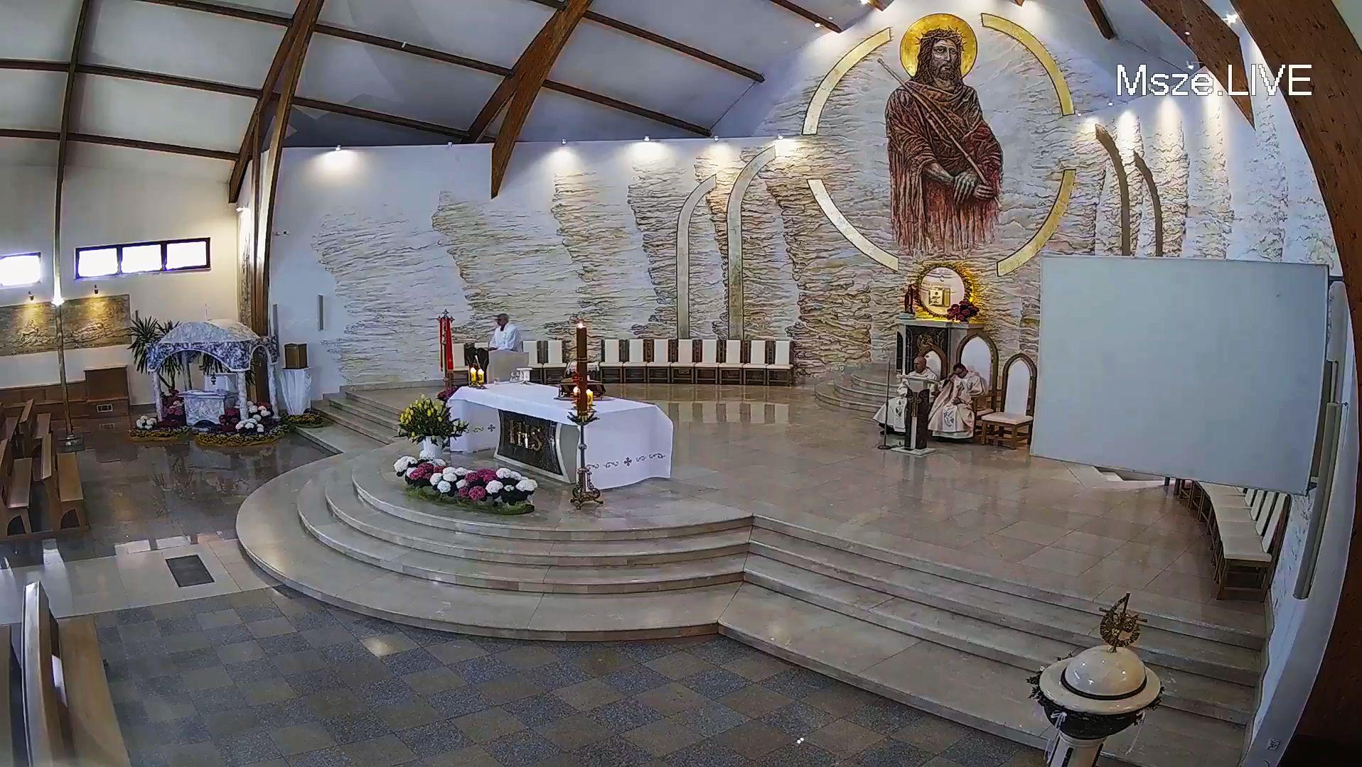 Parafia pw. Chrystusa Króla Jedynego Zbawiciela Świata w Sandomierzu