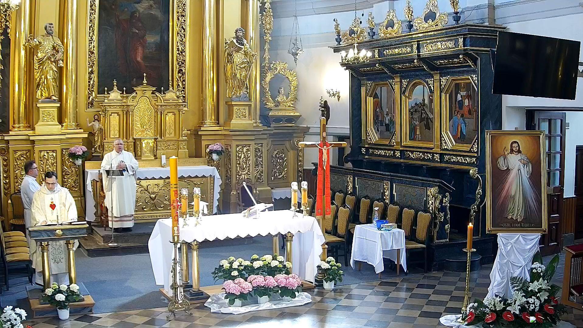 Parafia p.w. Świętego Jakuba Apostoła Skaryszew