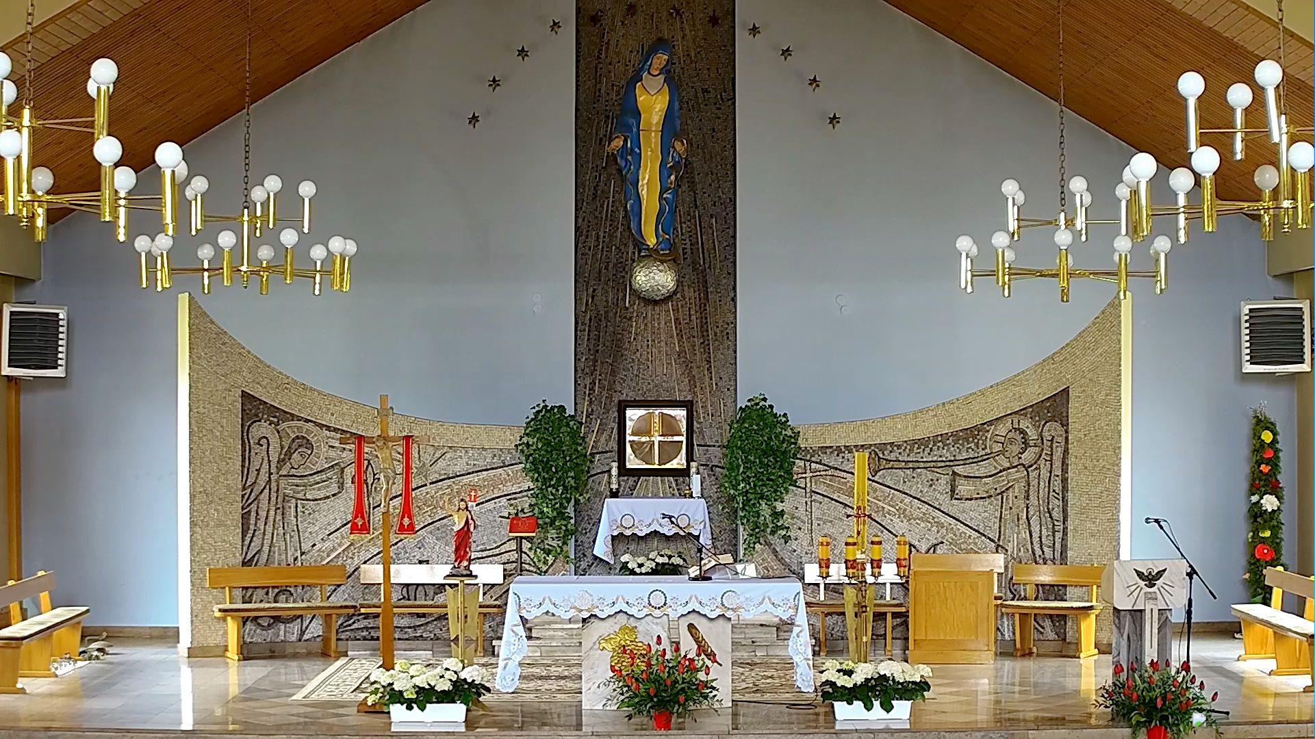 Parafia Niepokalanego Poczęcia NMP w Wierbce