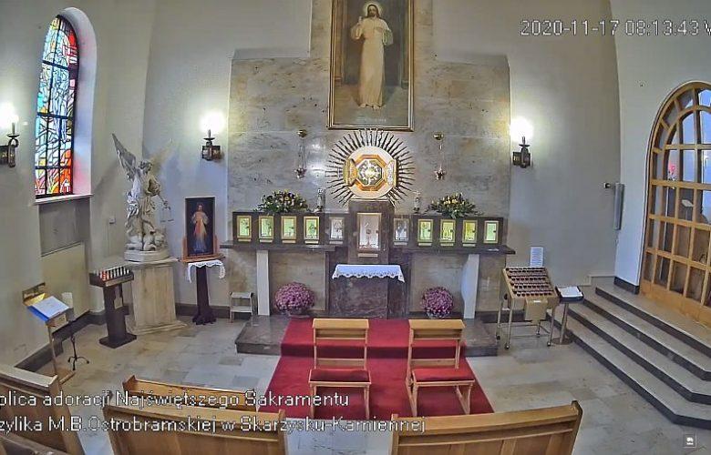 Ostra Brama w Skarżysku-Kamiennej – transmisja na żywo